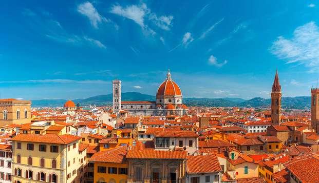 Alojamiento ideal en plena Florencia