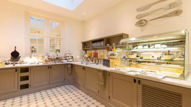 Stanhope Hotel Brussels by Thon Hotels - NEW BREAKFAST