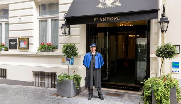Stanhope Hotel Brussels by Thon Hotels - NEW FRONT