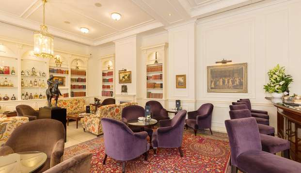 Stanhope Hotel Brussels by Thon Hotels - NEW LOUNGE