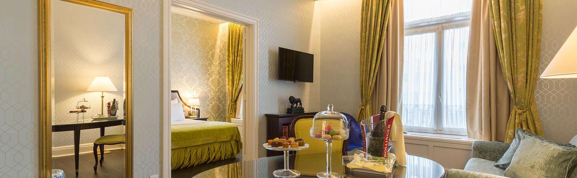 Confort, luxe et détente au cœur de Bruxelles