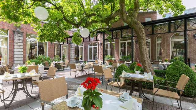 Stanhope Hotel Brussels by Thon Hotels - NEW TERRACE