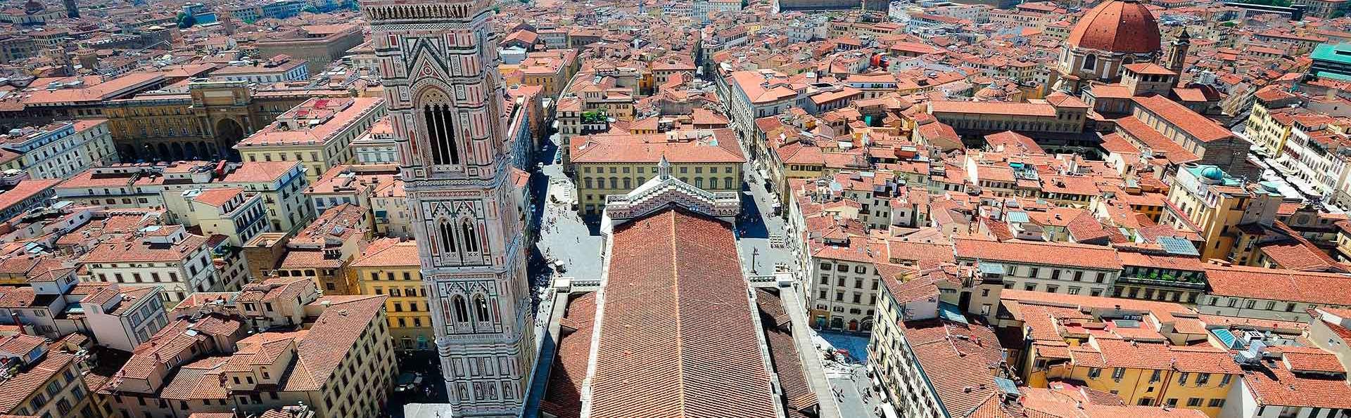 Flânez dans les ruelles historiques de Florence
