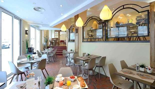 Hotel Mercure Palais des Papes - BREAKFAST