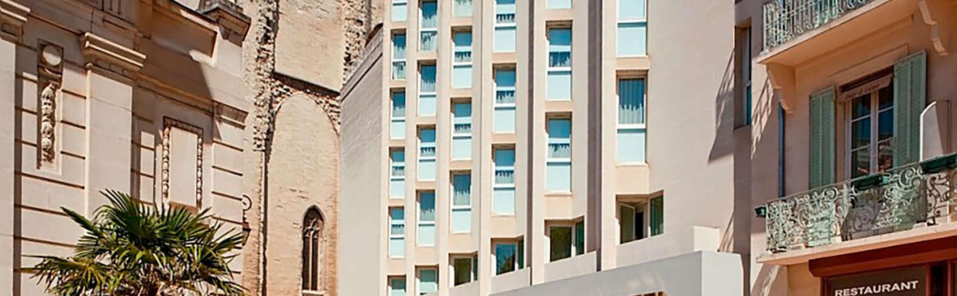 Hôtel Mercure Palais des Papes - EDIT_FRONT_02.jpg