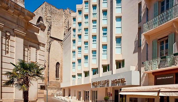 Hotel Mercure Palais des Papes - FRONT