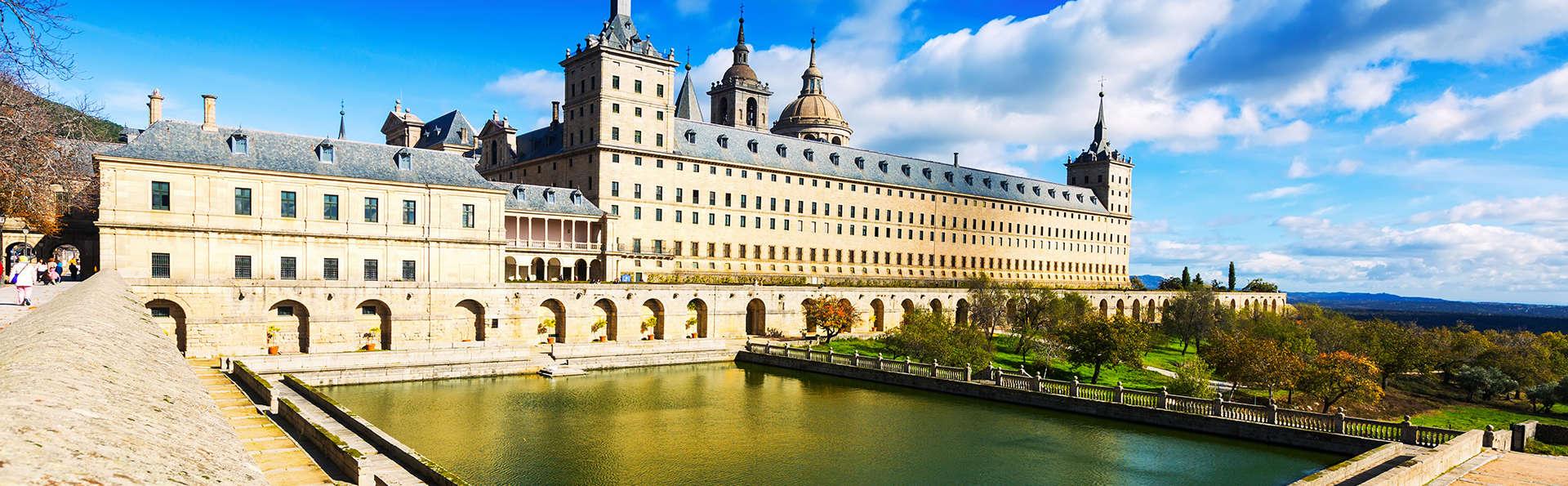Escapada frente al Monasterio de San Lorenzo del Escorial con entradas incluidas