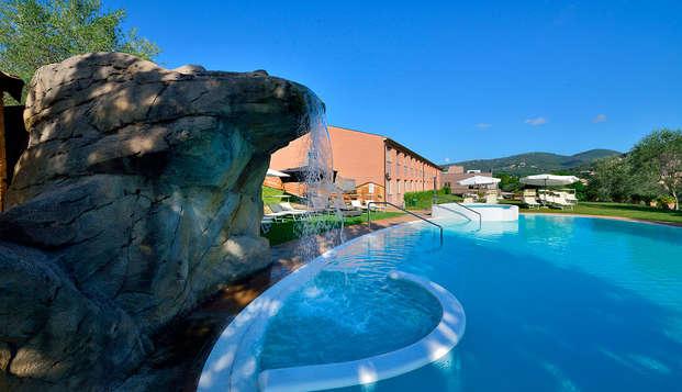 Découvrez la beauté de Pérouse dans un hôtel 4 étoiles
