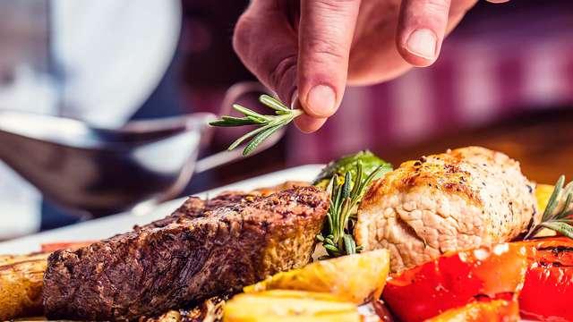 Uitje in de Ardennen inclusief diner