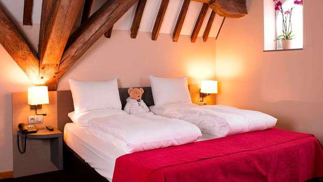 Découvrez la ville de Bruges et séjournez dans le luxe et le confort