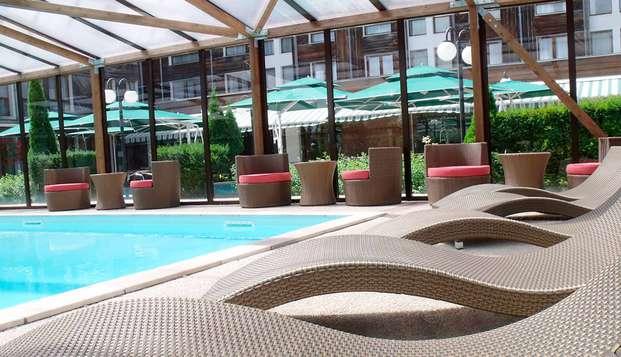Domaine de la Foret d Orient - Natur Hotel Golf Spa - N POOL