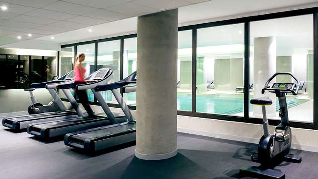 Pullman Paris Roissy CDG Airport - NEW GYM