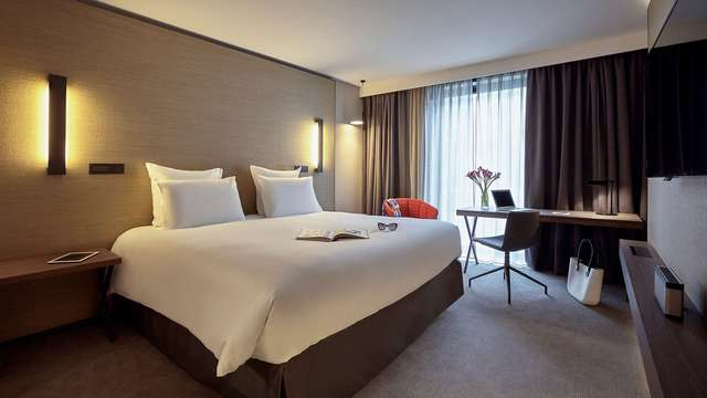 Pullman Paris Roissy CDG Airport - NEW ROOM