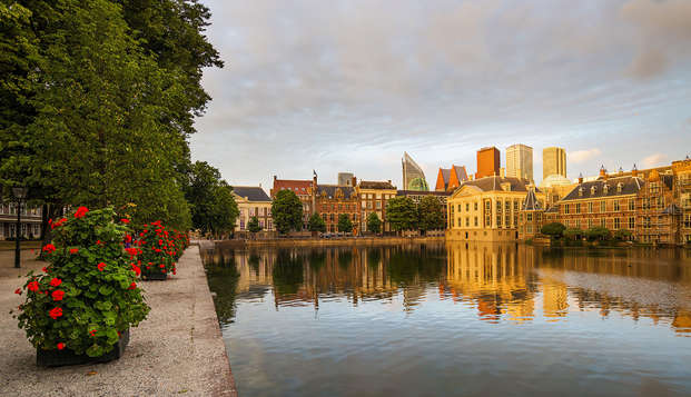 Profitez d'une balade à vélo et du luxe près de La Haye (à partir de 2 nuits)