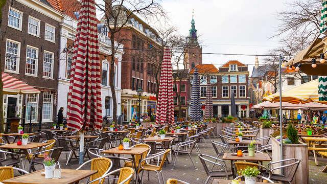 Geniet van fietsen en luxe nabij Den Haag (vanaf 2 nachten)