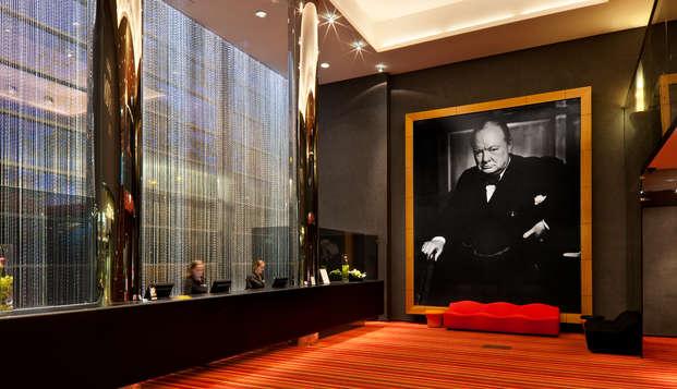 Luxe, confort et design à la périphérie de La Haye