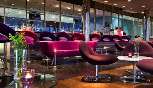 Best Western Plus Grand Winston - Worldhotel Grand Winston Bar Lounge