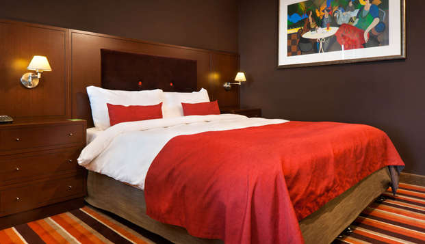 Best Western Plus Grand Winston - Worldhotel Grand Winston Deluxe Corner Room II