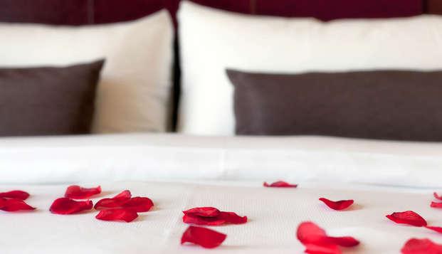 Best Western Plus Grand Winston - Worldhotel Grand Winston Rose petals