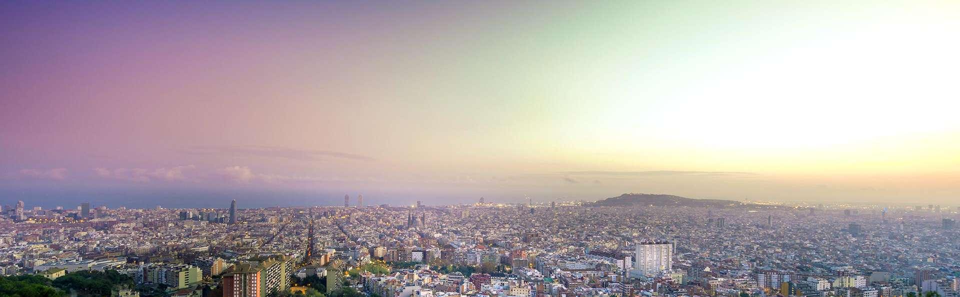 Découvrez Barcelone dans un bel hôtel design à El Born