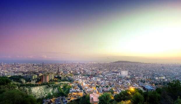 Descubre Barcelona en un bonito hotel de diseño en El Born