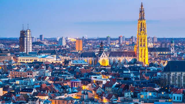Belle escapade au centre d'Anvers (à partir de 2 nuits)
