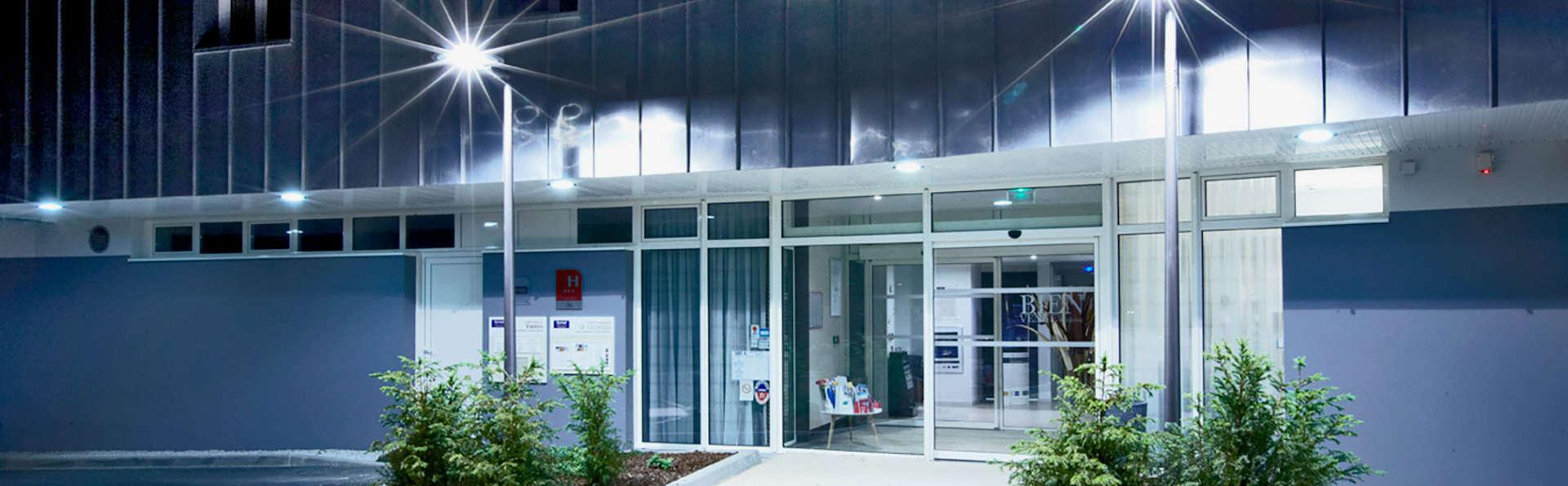 Kyriad Prestige Vannes centre palais des arts - EDIT_FRONT_01.jpg