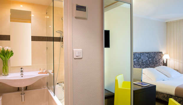 Hotel Saint Nicolas - NEW BATHROOM