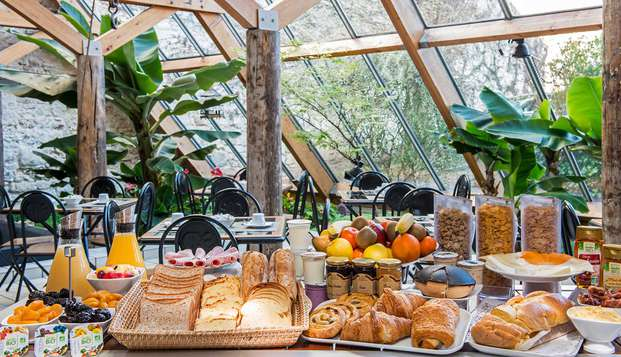 Hotel Saint Nicolas - NEW BREAKFAST