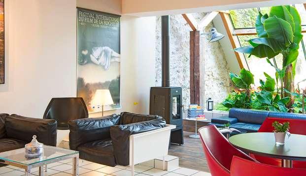 Hotel Saint Nicolas - NEW LOBBY