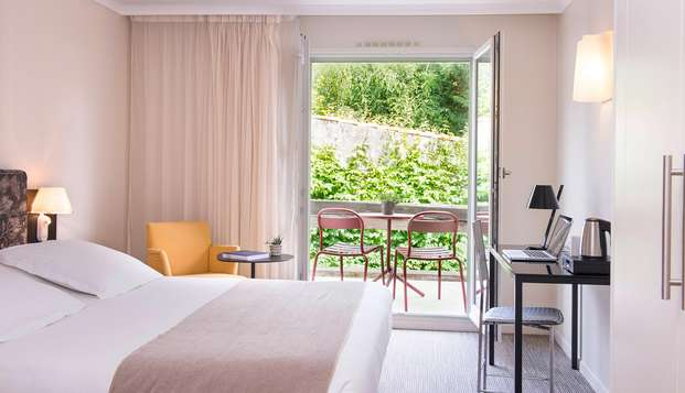 Hotel Saint Nicolas - NEW ROOM