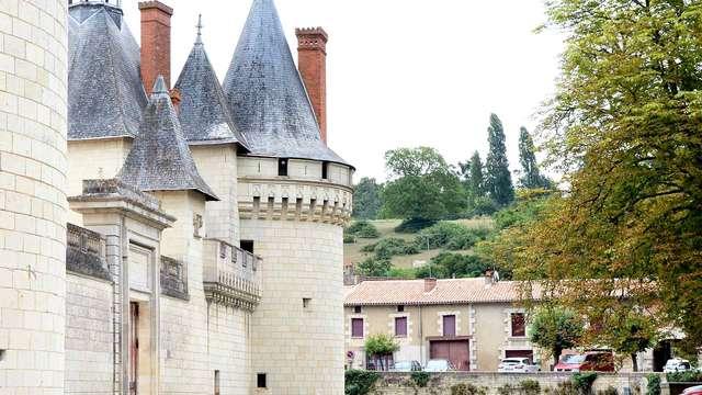 The Originals Chateau de Dissay - NEW FRONT