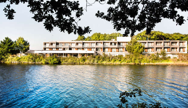 Best Western Plus Les Rives du Ter - N Exterior-