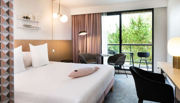 Best Western Plus Les Rives du Ter - N Room-