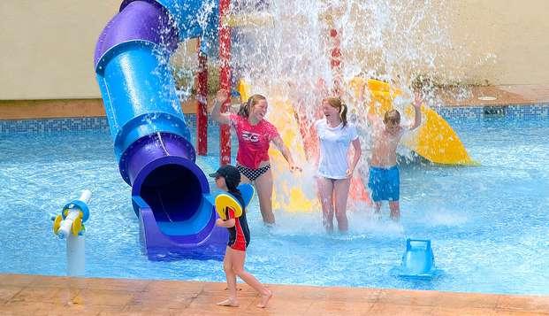 Mini-vacaciones en un estupendo hotel en Benidorm con todo incluido
