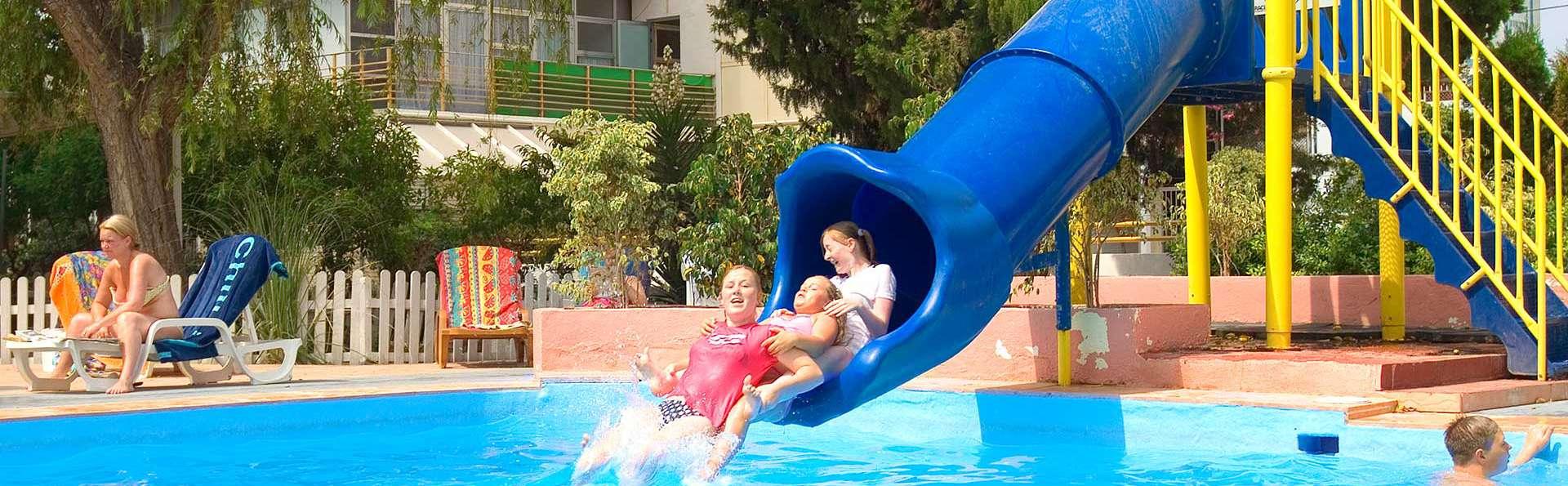 Últimos días de verano bajo el sol de Benidorm con todo incluido