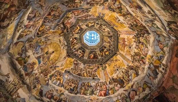 Fin de semana con visita al Duomo y visita a la cúpula de Brunelleschi