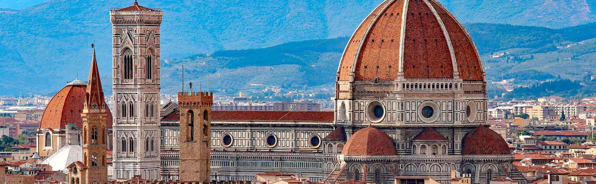 e34755ed0d75e Incantevole soggiorno a 4  con tour del duomo di Firenze e della cupola di  Brunelleschi