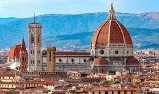 1 tour del Duomo di Firenze con visita alla cupola del Brunelleschi per 2 adulti