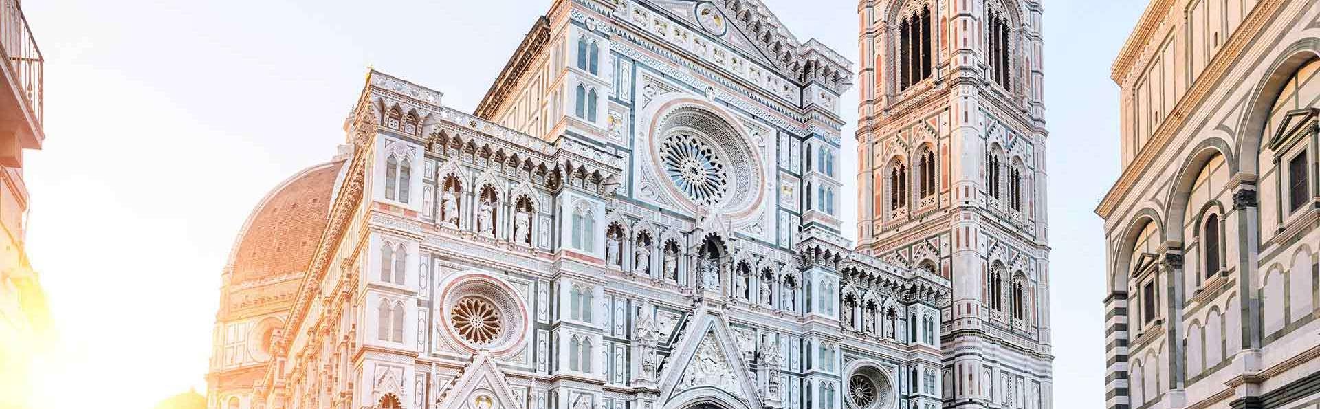 Séjour à Florence avec visite guidée du Duomo et de la coupole de Brunelleschi (à partir de 3 nuits)