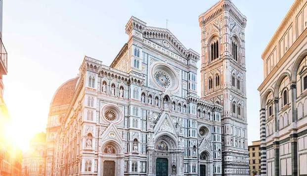 Soggiorno a Firenze con Tour  guidato al Duomo e alla cupola Brunelleschi! (da 3 notti)