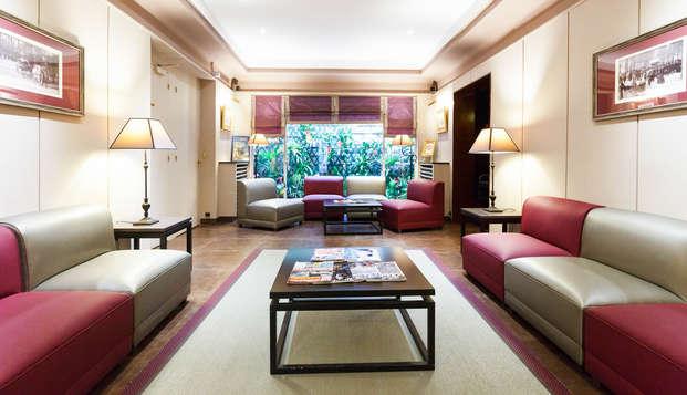 Elysees Hotel - ACCUEIL SALON