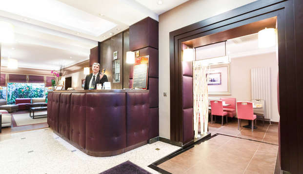 Elysees Hotel - RECEPTION