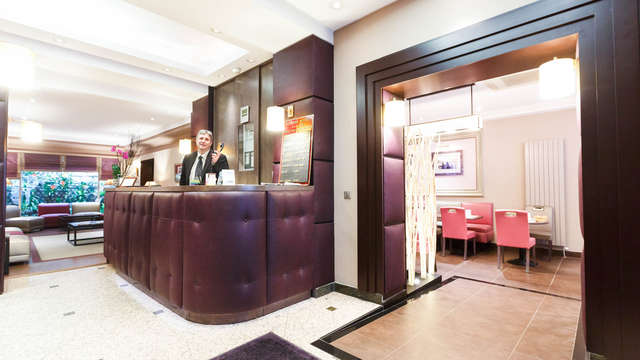 Elysees Hotel