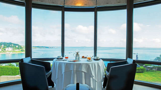 Éveil des sens et gourmandise face à la mer à Perros-Guirec