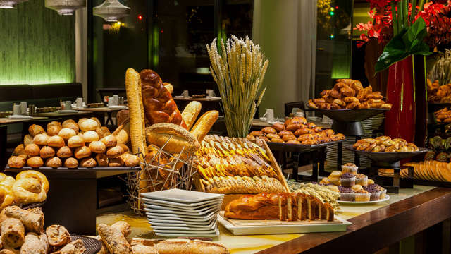 Pullman Paris Centre Bercy - NEW BREAKFAST