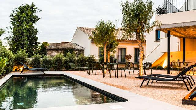 Descubre Begur y alójate en un bonito hotel en la Costa Brava