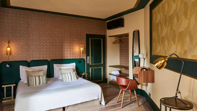 Hotel Continental by HappyCulture - NEW ROOM