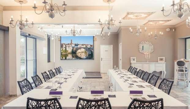 Hotel Mercure Villeneuve sur Lot Moulin de Madame - NEW MEETING ROOM