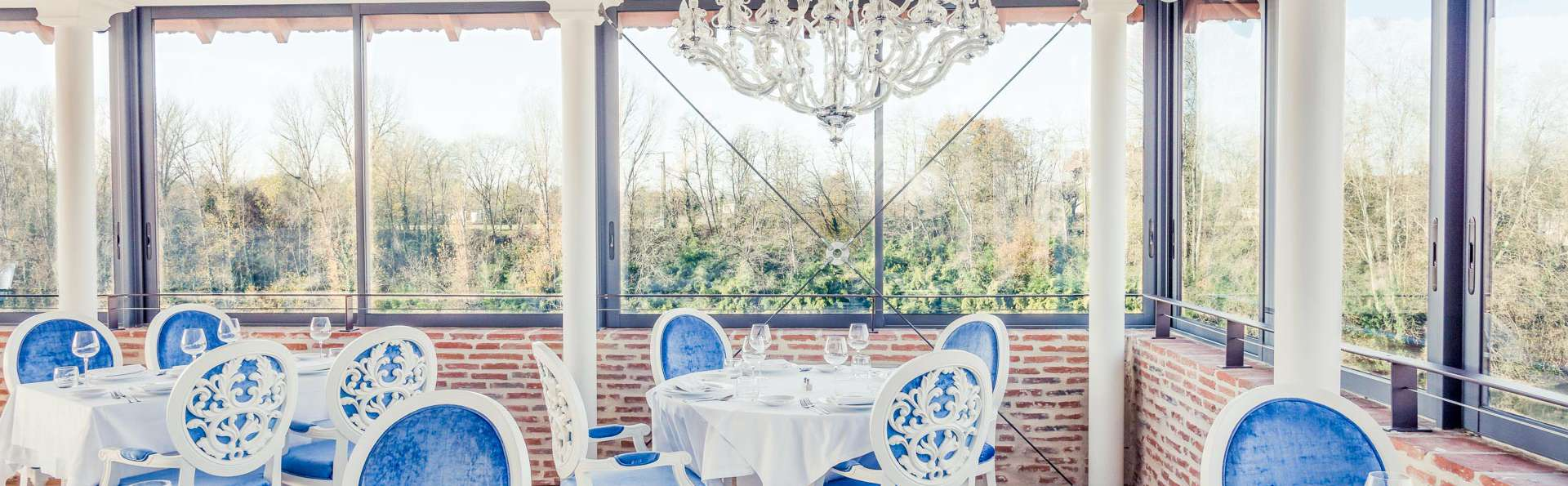 Escapade de charme au cœur de l 'Aquitaine avec dîner dans un cadre magnifique